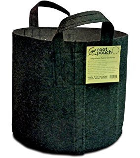 Root Pouch 7 Gallon  with handles FABRIC POT