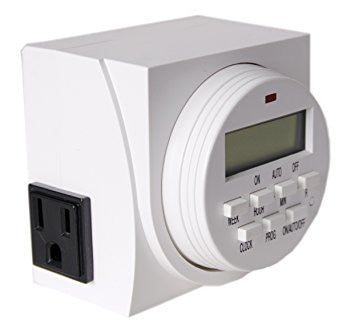 7 Day Digital Timer 120V