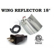 Wing Reflector 18""