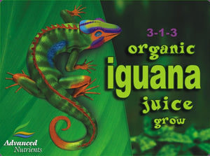 Advanced Nutrients Organic Iguana Juice Grow 1L