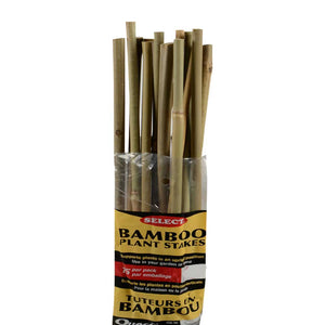 "BAMBOO STAKES 24"" 15-PACK"