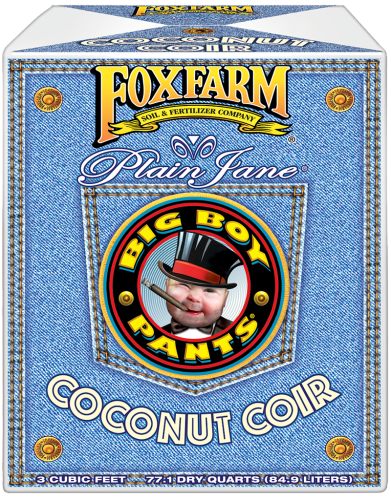 Fox Farm Big Boy Pants Coco Coir