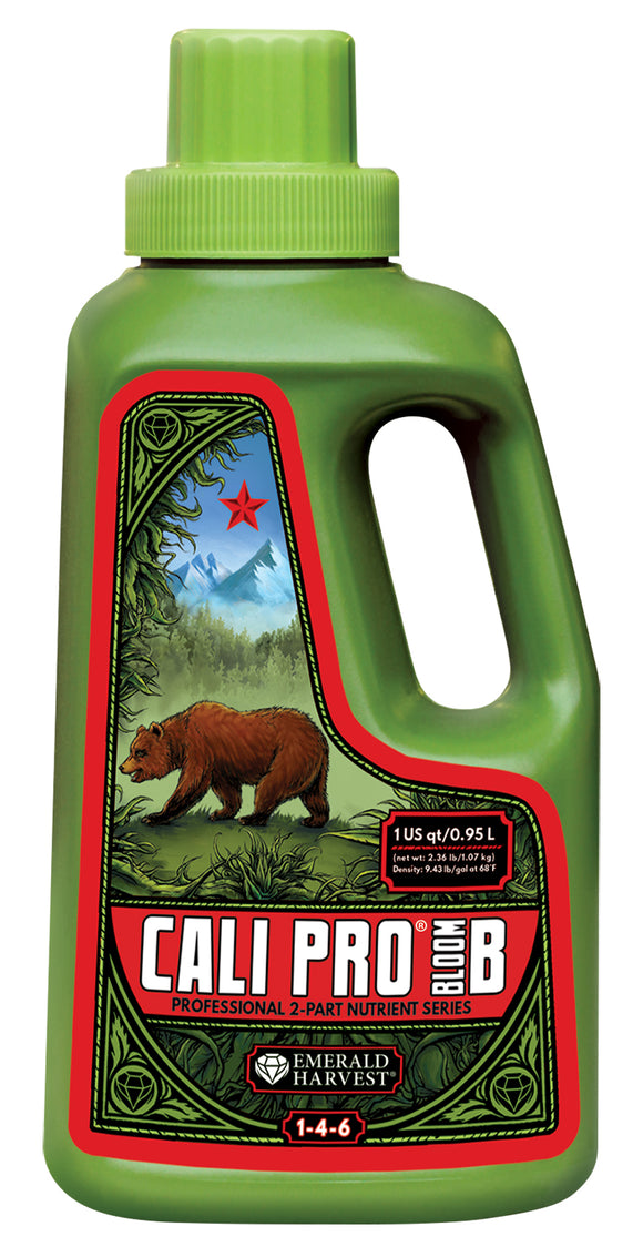 Emerald Harvest® Cali Pro® Bloom B 1 - 4 - 6 0.95L