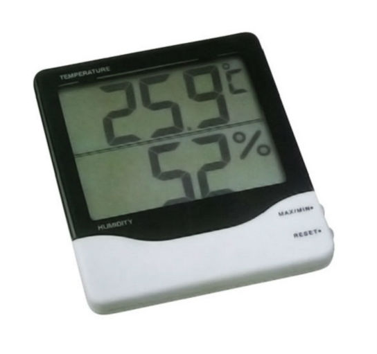 Large Display Therm Hygrometer