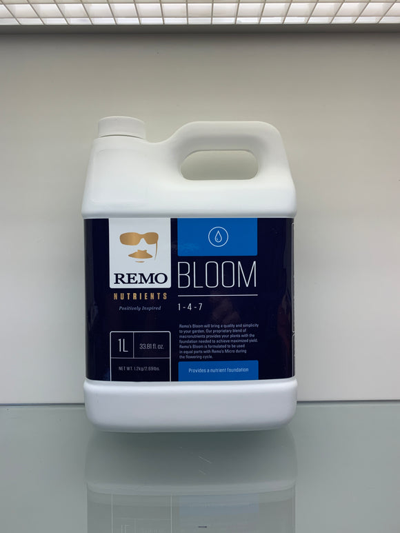 Remo's Bloom 1 Liter