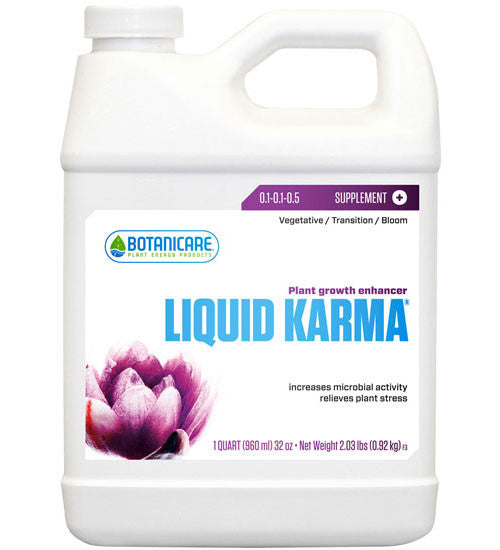 Botanicare Liquid Karma 1 Gallon