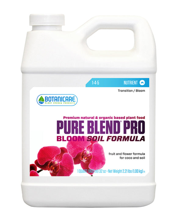Botanicare Pure Blend Pro Bloom Soil Formula 1 QUART