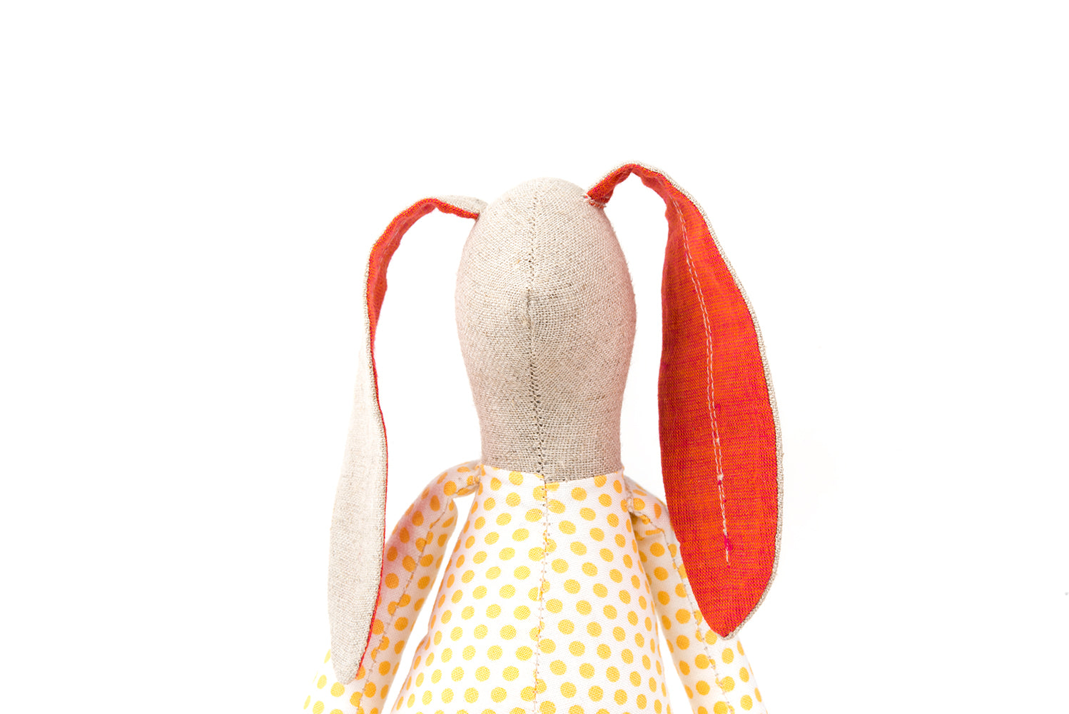 Decorative doll, Rabbit doll, Handmade bunny, Dolls set for kids, Set of 2 dolls, Baby shower gift, Stuffed animal, Twins gift, Small doll