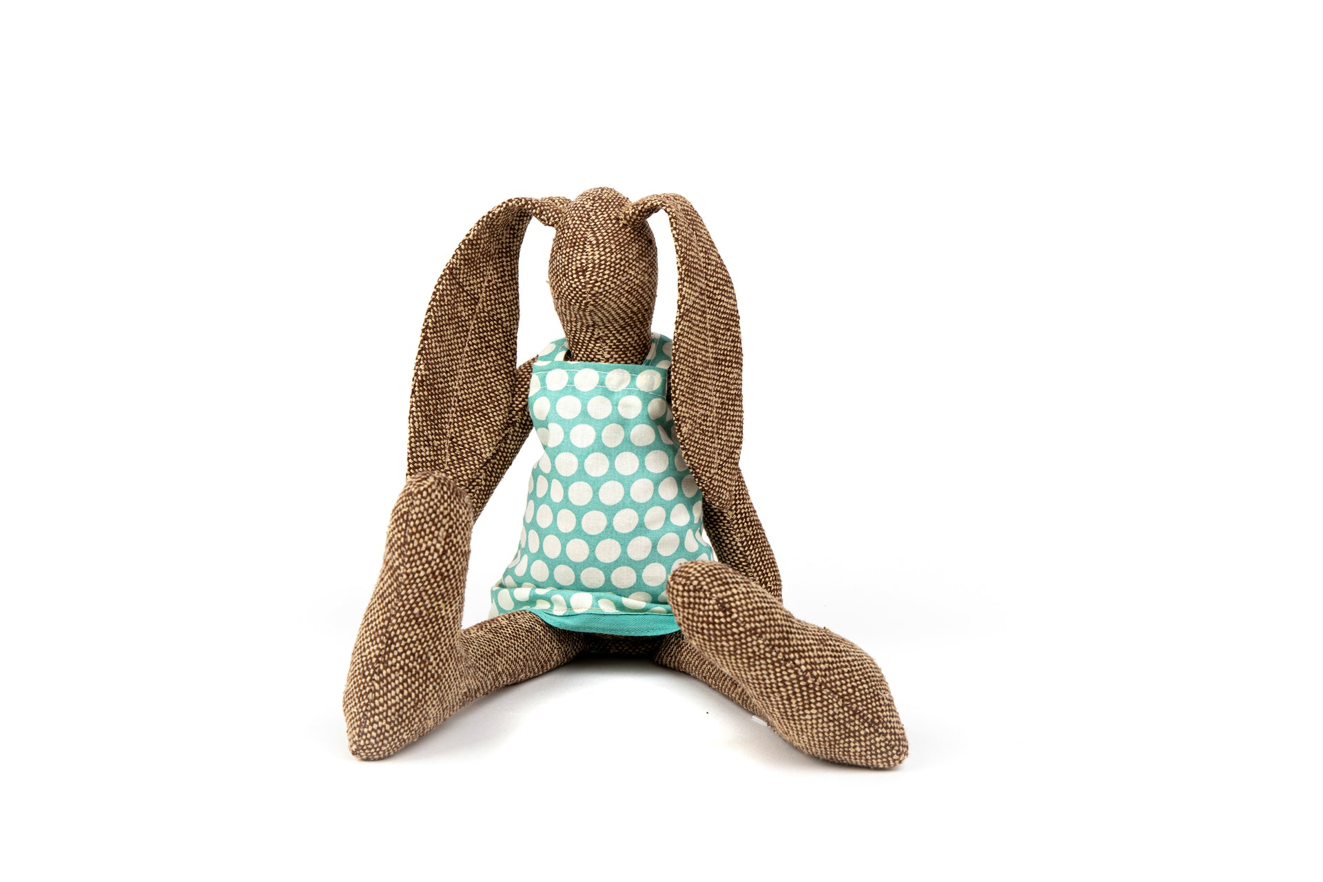 Modern nursery décor, Animal doll, Handmade bunny, Art doll, Stuffed animal, Rabbit doll, Fabric doll, Ecofriendly gift, Cloth doll,Fine toy