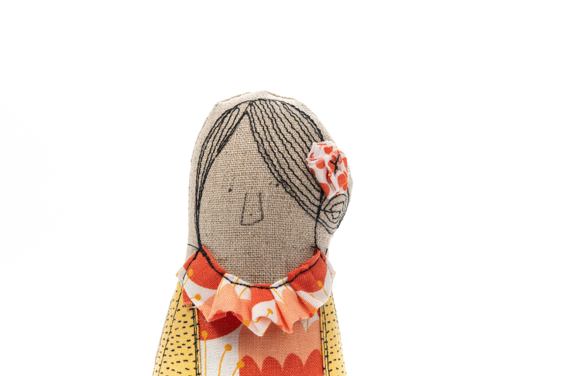 Art doll, Handmade fabric doll, Soft sculpture, Family dolls, Portrait doll, Woman doll, Textile doll, Fabric doll, Portrait doll, Mom doll