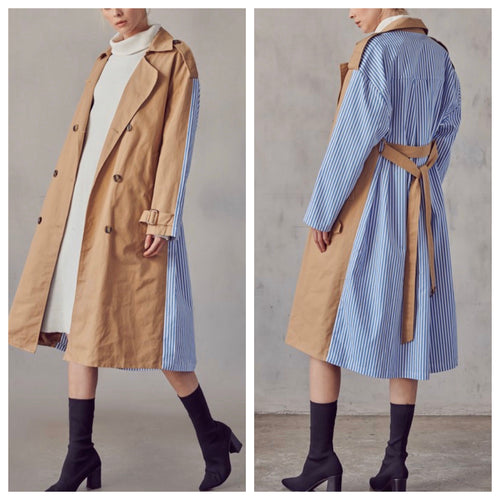 Get Swag Trench Coat