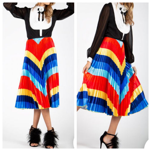 Follow The Rainbow Skirt