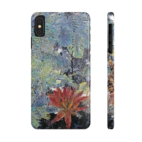 A Summer Day Phone Cases-iPhone XS MAX-Zen Art Shop