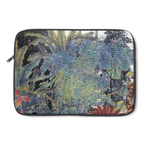 A Summer Day Laptop Sleeve-Zen Art Shop