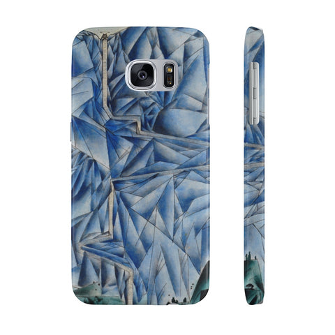 The Mountain Path Phone Cases-Samsung Galaxy S7 Slim-Zen Art Shop
