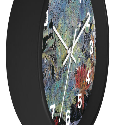 A Summer Day Wall Clock-Zen Art Shop