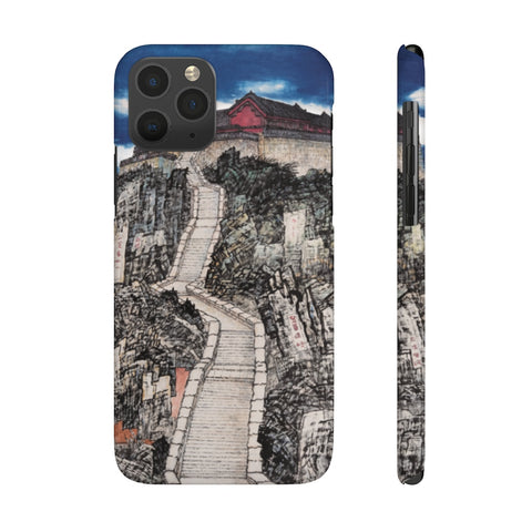 Jade Emperor's Peak Phone Cases-iPhone 11 Pro-Zen Art Shop