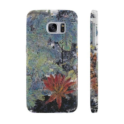 A Summer Day Phone Cases-Samsung Galaxy S7 Slim-Zen Art Shop