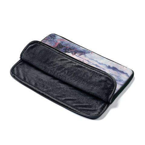 The Sea of Cloud Laptop Sleeve-Zen Art Shop