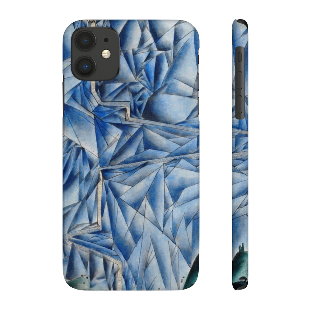 The Mountain Path Phone Cases-iPhone 11-Zen Art Shop