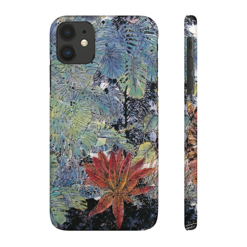 A Summer Day Phone Cases-iPhone 11-Zen Art Shop