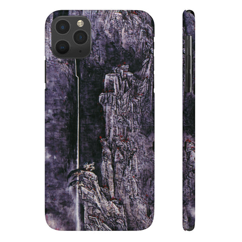 Spirit of the Mountain Phone Cases-iPhone 11 Pro Max-Zen Art Shop