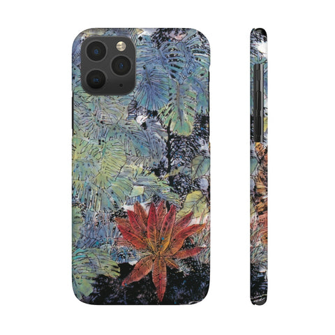 A Summer Day Phone Cases-iPhone 11 Pro-Zen Art Shop