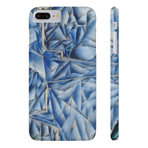 The Mountain Path Phone Cases-iPhone 7 Plus, iPhone 8 Plus Slim-Zen Art Shop