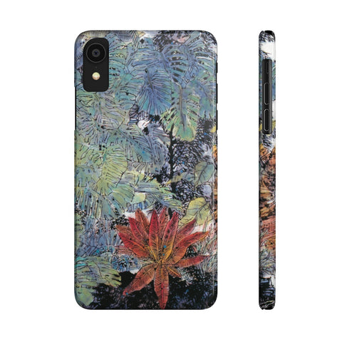 A Summer Day Phone Cases-iPhone XR-Zen Art Shop
