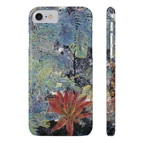 A Summer Day Phone Cases-iPhone 7, iPhone 8 Slim-Zen Art Shop
