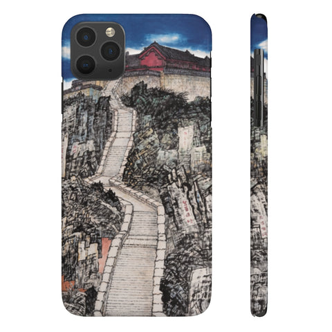 Jade Emperor's Peak Phone Cases-iPhone 11 Pro Max-Zen Art Shop