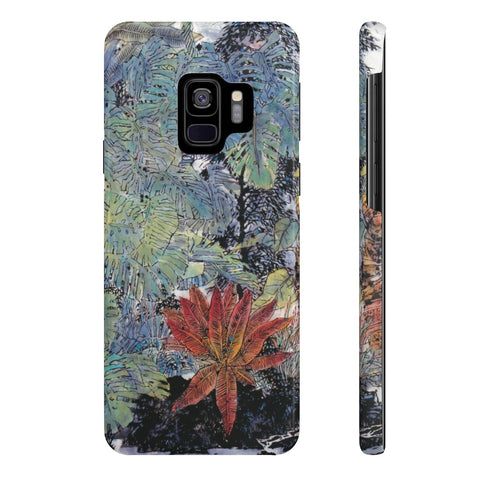 A Summer Day Phone Cases-Samsung Galaxy S9 Slim-Zen Art Shop