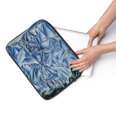 "The Mountain Path Laptop Sleeve-15""-Zen Art Shop"