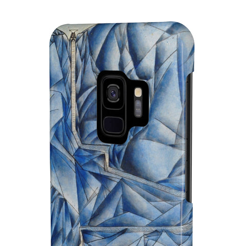 The Mountain Path Phone Cases-Zen Art Shop