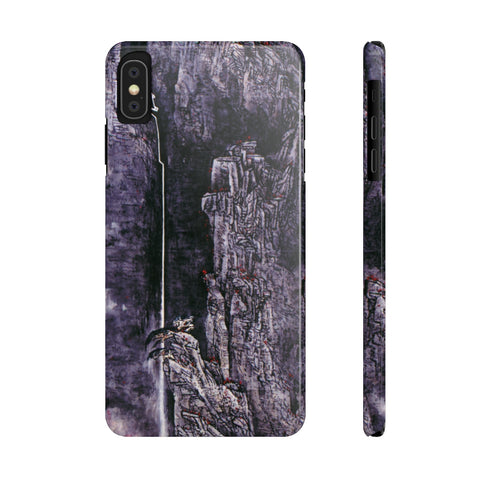 Spirit of the Mountain Phone Cases-iPhone XS MAX-Zen Art Shop
