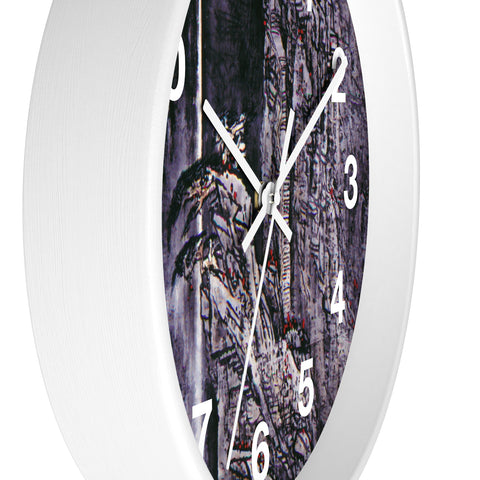 Spirit of the Mountain Wall Clock-Zen Art Shop