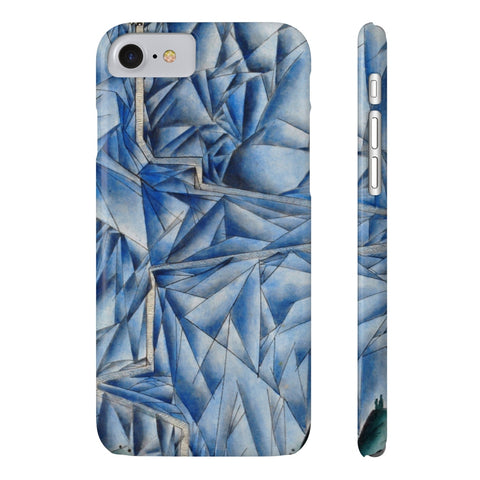 The Mountain Path Phone Cases-iPhone 7, iPhone 8 Slim-Zen Art Shop