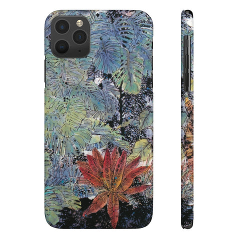A Summer Day Phone Cases-iPhone 11 Pro Max-Zen Art Shop