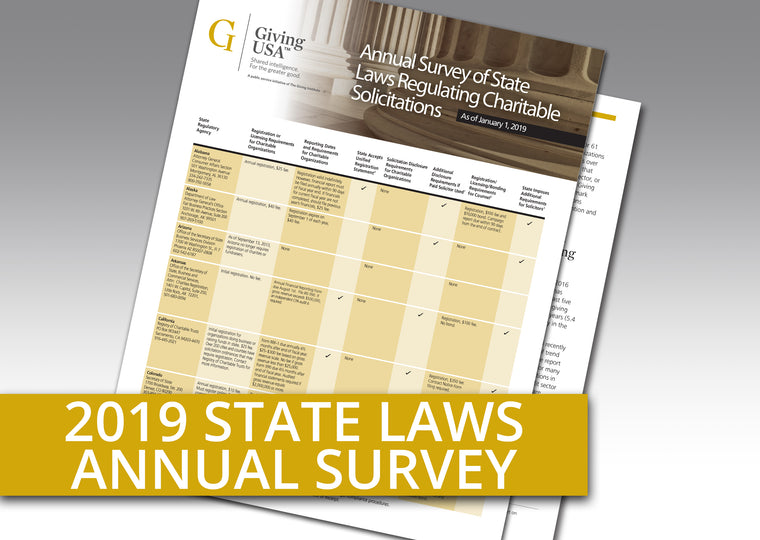 2019 Annual Survey on State Laws