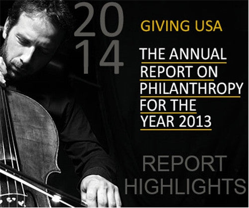 Giving USA 2014 Report Highlights