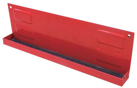 Magnetic Socket Holder Tray - Metal - Red - 11 long
