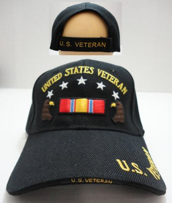 United States Veterans Hat Vet Baseball Cap Lid Cover