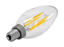 B11 LED Light Bulb - 350 Lumens - 2700k