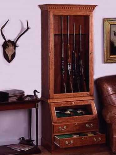 Build A Display Cabinet For Firearms - Instant Digitail Download - PDF file 1.95