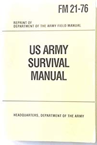FM_21-76-US Army Survival Manual - PDF eBook File - Only 2.99 - Instant Download
