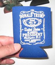 TRUMP Old No.45 - Neoprene Can Cooler Sleeve Coozie Koozie