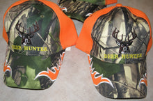 DEER HUNTER Hat Ball Cap Lid Adult One Sized