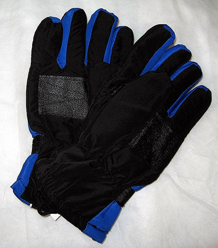 Mens -30° Winter Ski Snow Gloves Adult One Size WaterProof