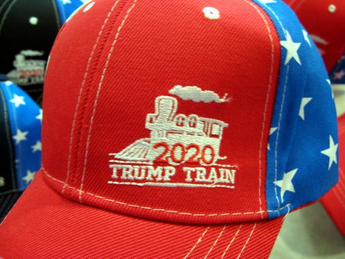 2020 TRUMP TRAIN 2020 Ball Hat Cap
