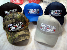 TRUCKERS for TRUMP - 2020 - Keep America Great - Hat